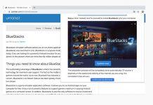 Cómo descargar BlueStacks para Chromebook